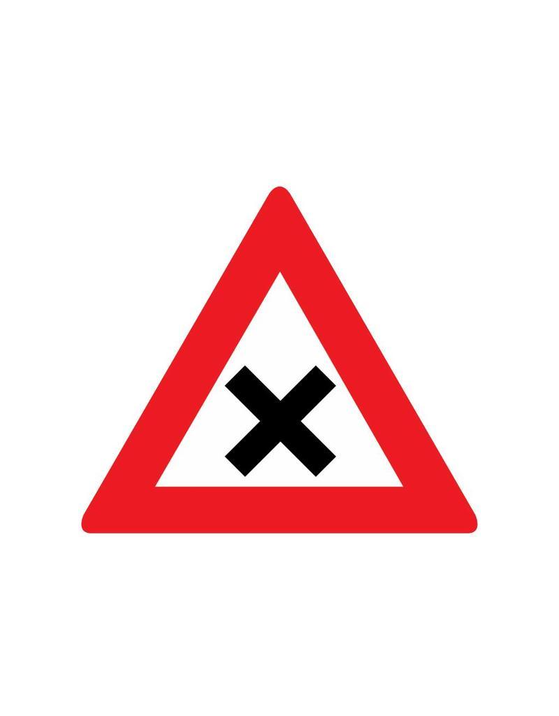 Gefährliche Kreuzung