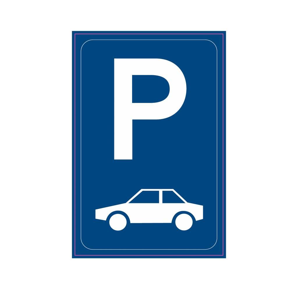 Parken nur für Personenkraftwagen