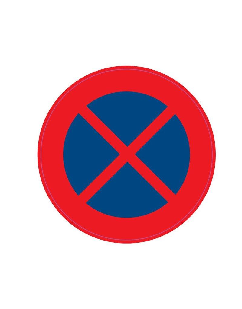Prohibición de estar quieto