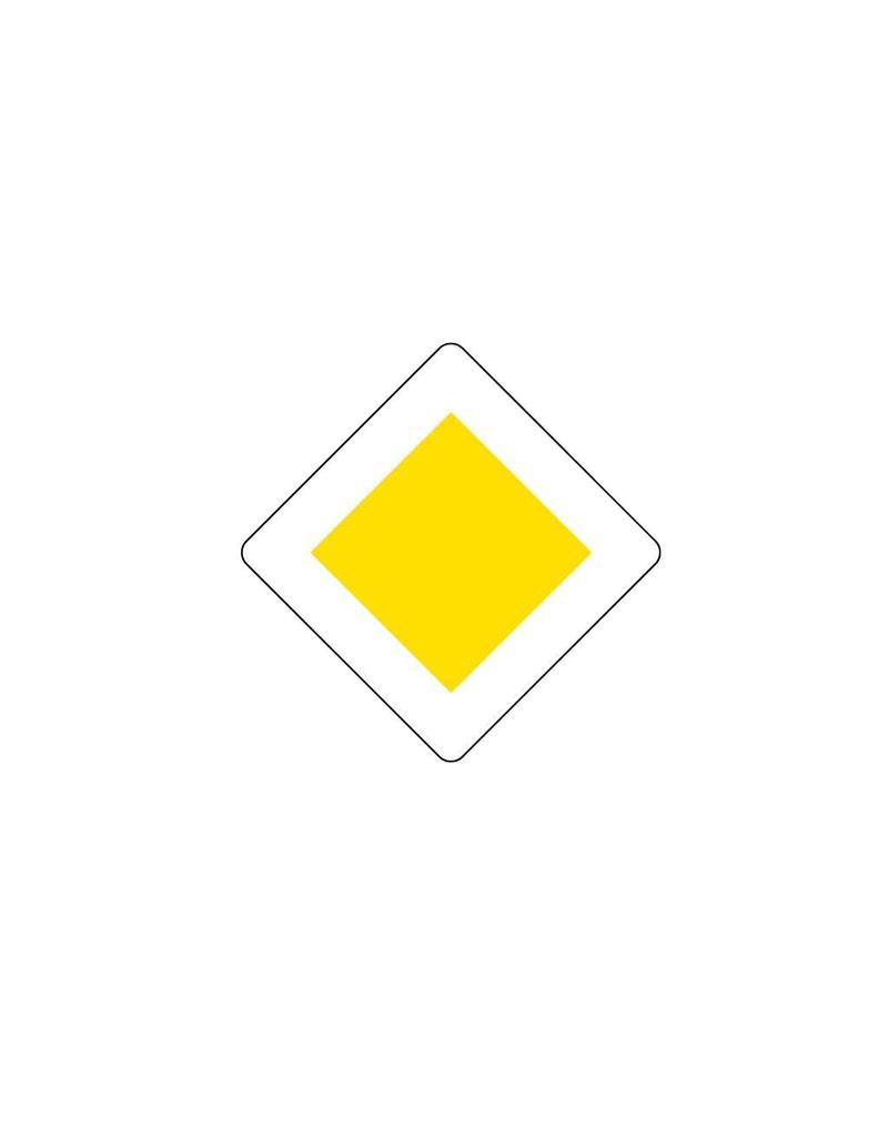 Vorfahrtsstraße