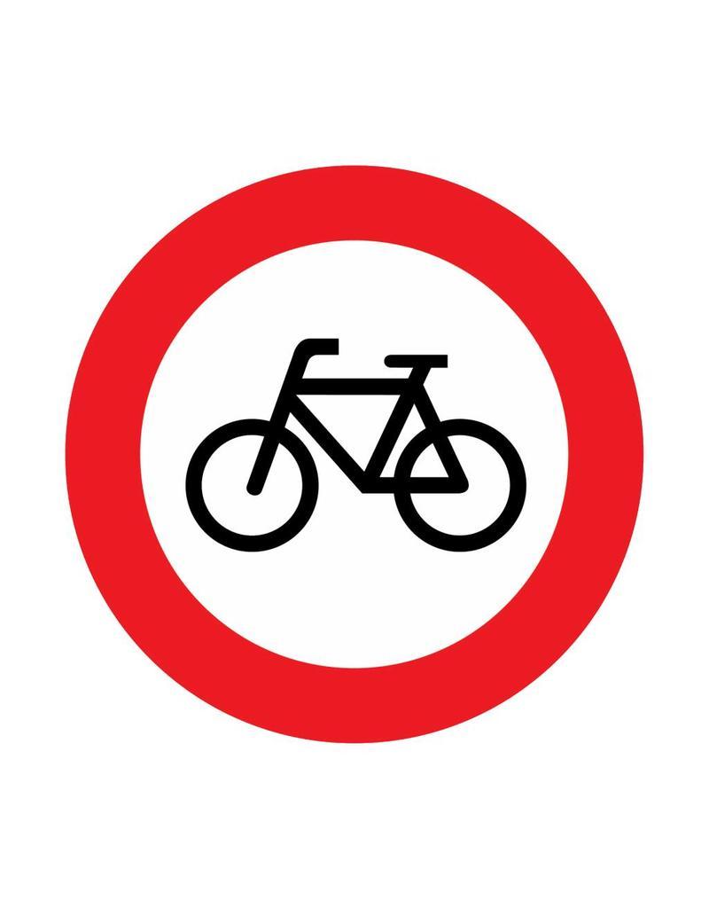 Fermé pour bicyclettes et de véhicules pour invalides