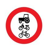 Pour les coureurs, les bovins, les voitures et les véhicules à moteur
