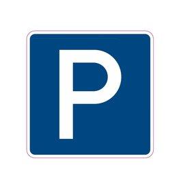 Parkeergelegenheid Sticker