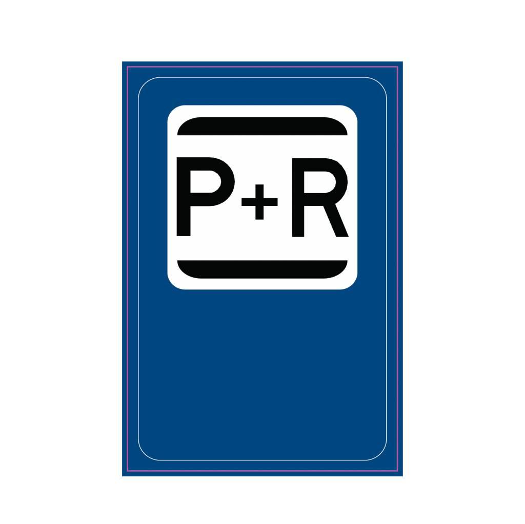 Parken und Reisen