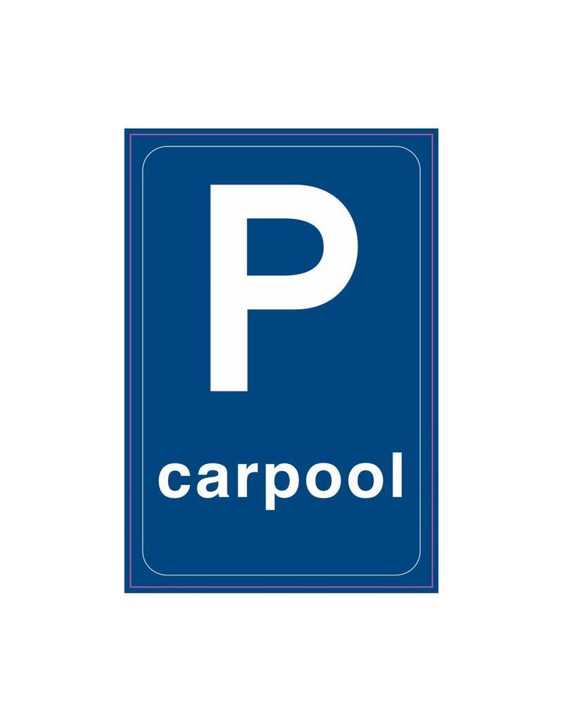 Parking para carpool