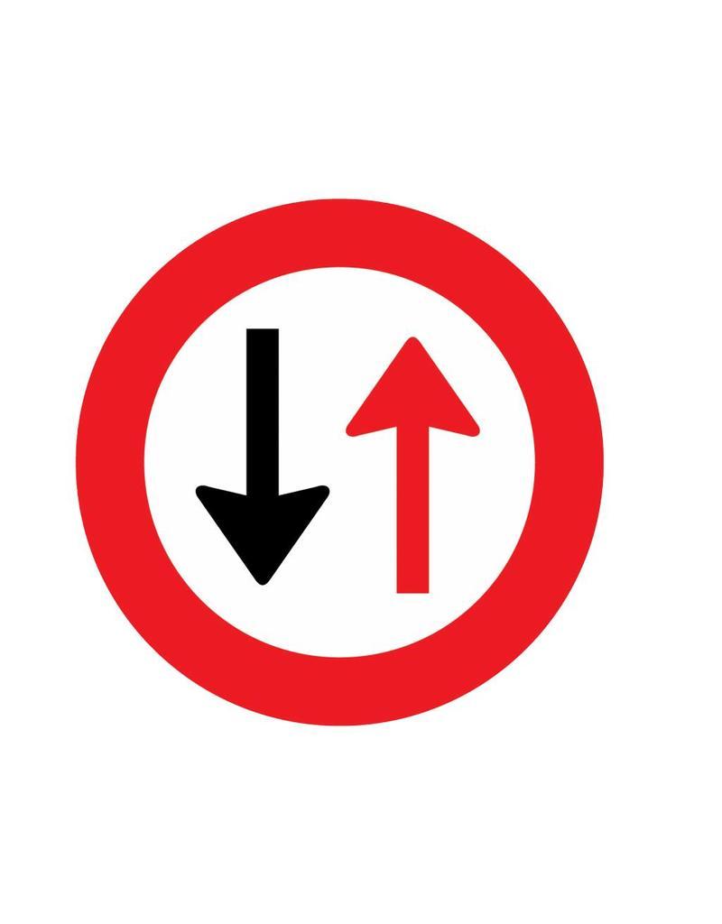 Prioriser le trafic d'une autre direction