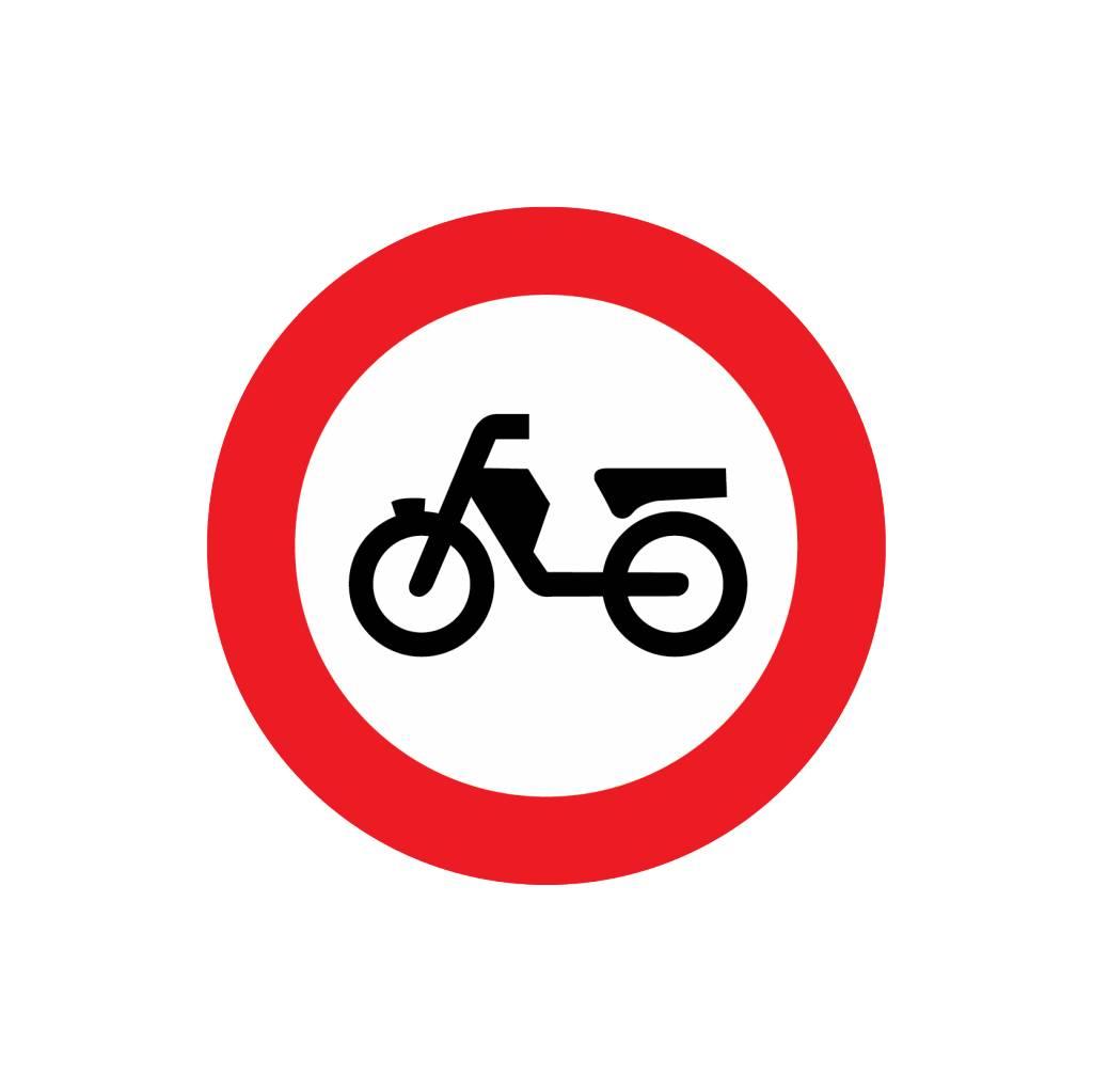 Fermé pour cyclomoteur et véhicules pour invalides