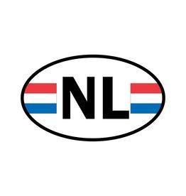 Autocollant drapeau néerlandais