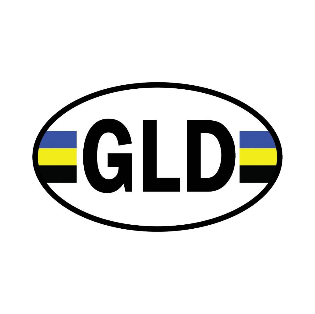 Gelderland Provinzaufkleber