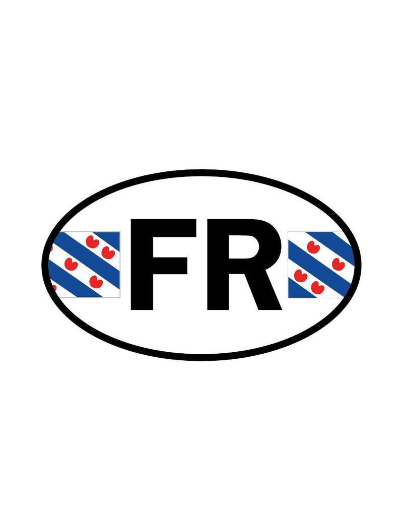 Frisia pegatina Comunidad Autónoma