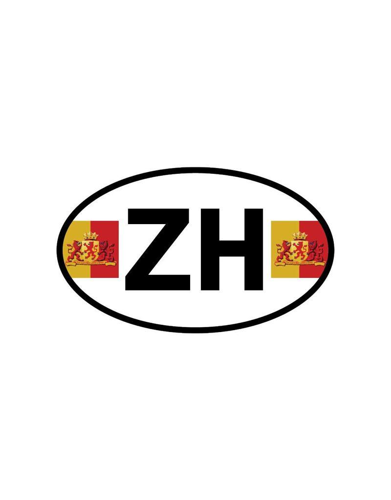 Zuid Holland provincie sticker