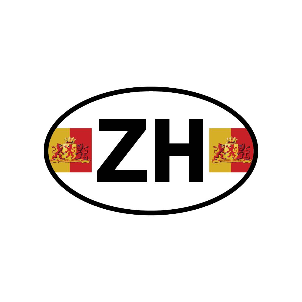 Zuid Holland provincie sticker