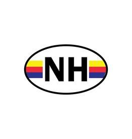 Noord Holland provincie sticker