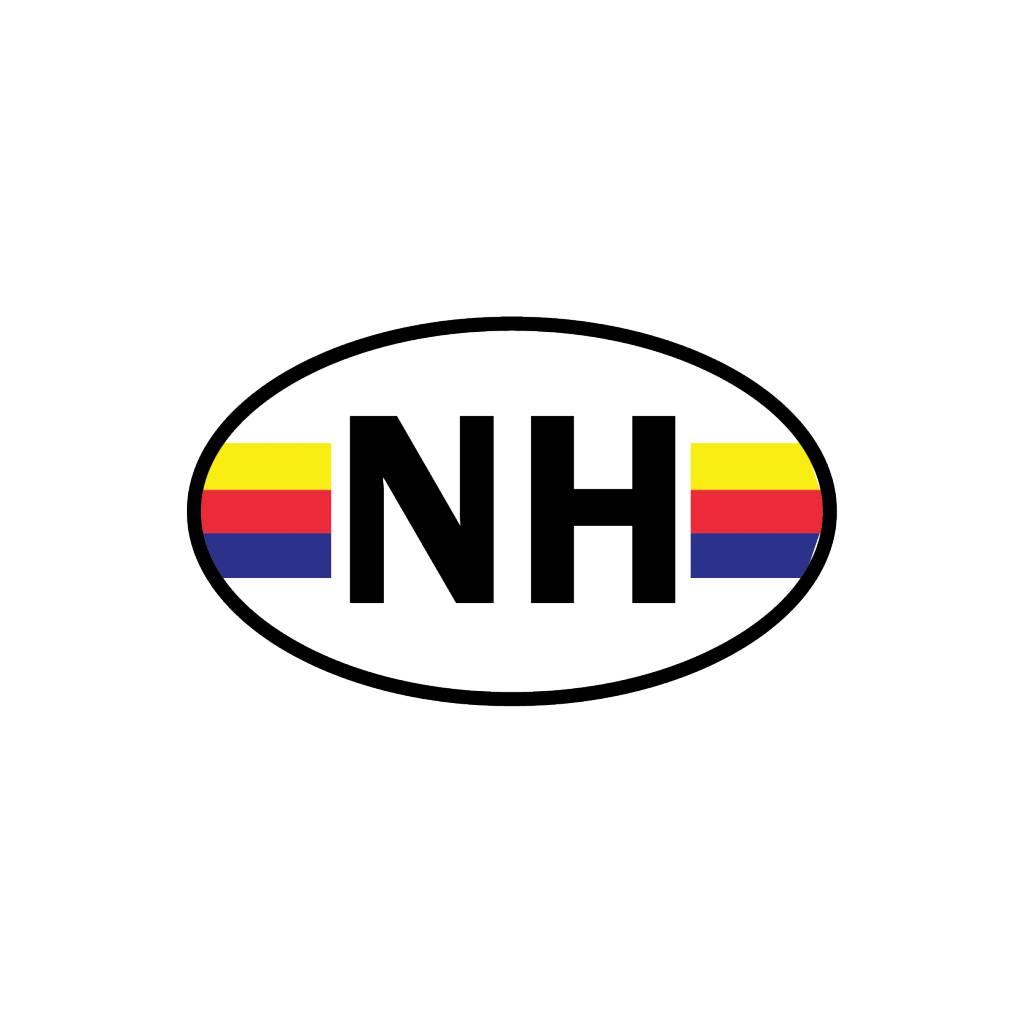 Holanda Septentrional pegatina Comunidad Autónoma