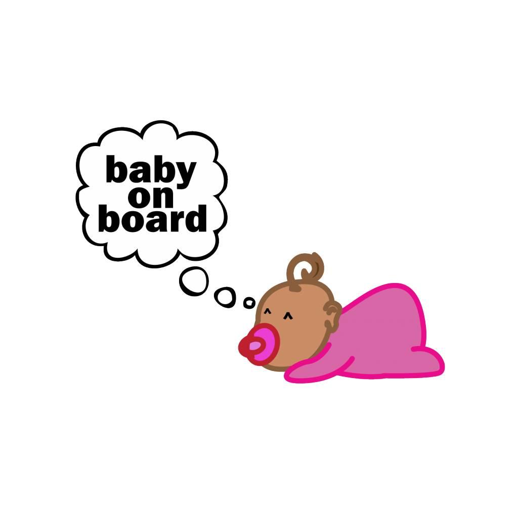 Baby on Board Traum baby Mädchen