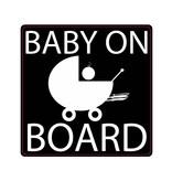 Baby on Board stroller
