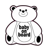 Baby on Board oso 1