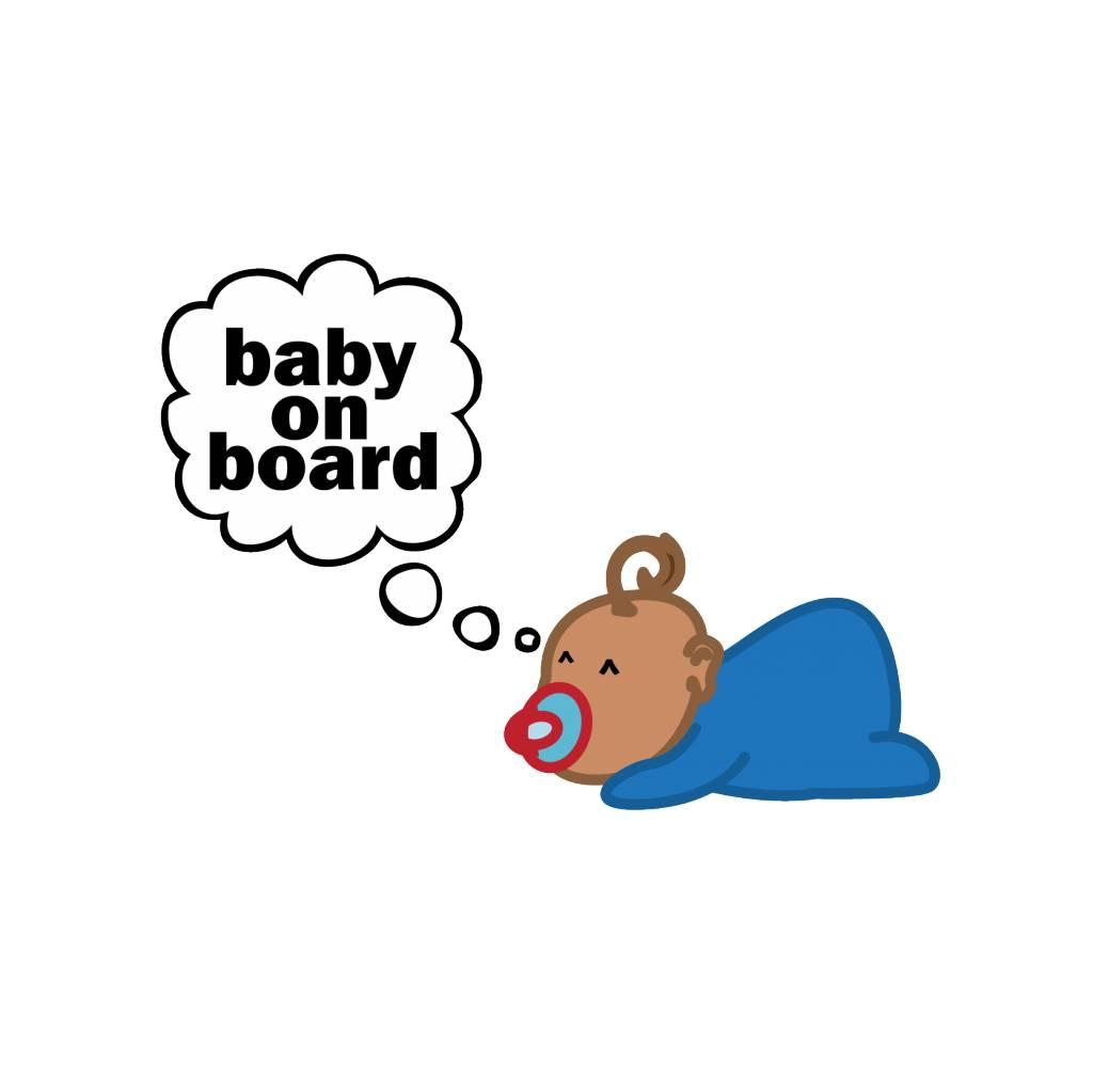 Baby on Board deseando chico
