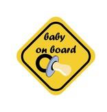 Baby on Board Boy