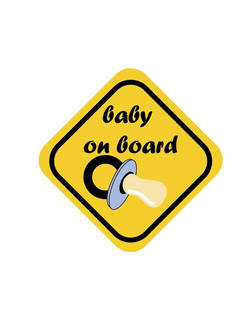Bébé à bord garçon
