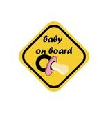 Bébé à bord fille