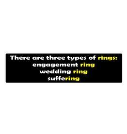 Stoßstange Aufkleber ring