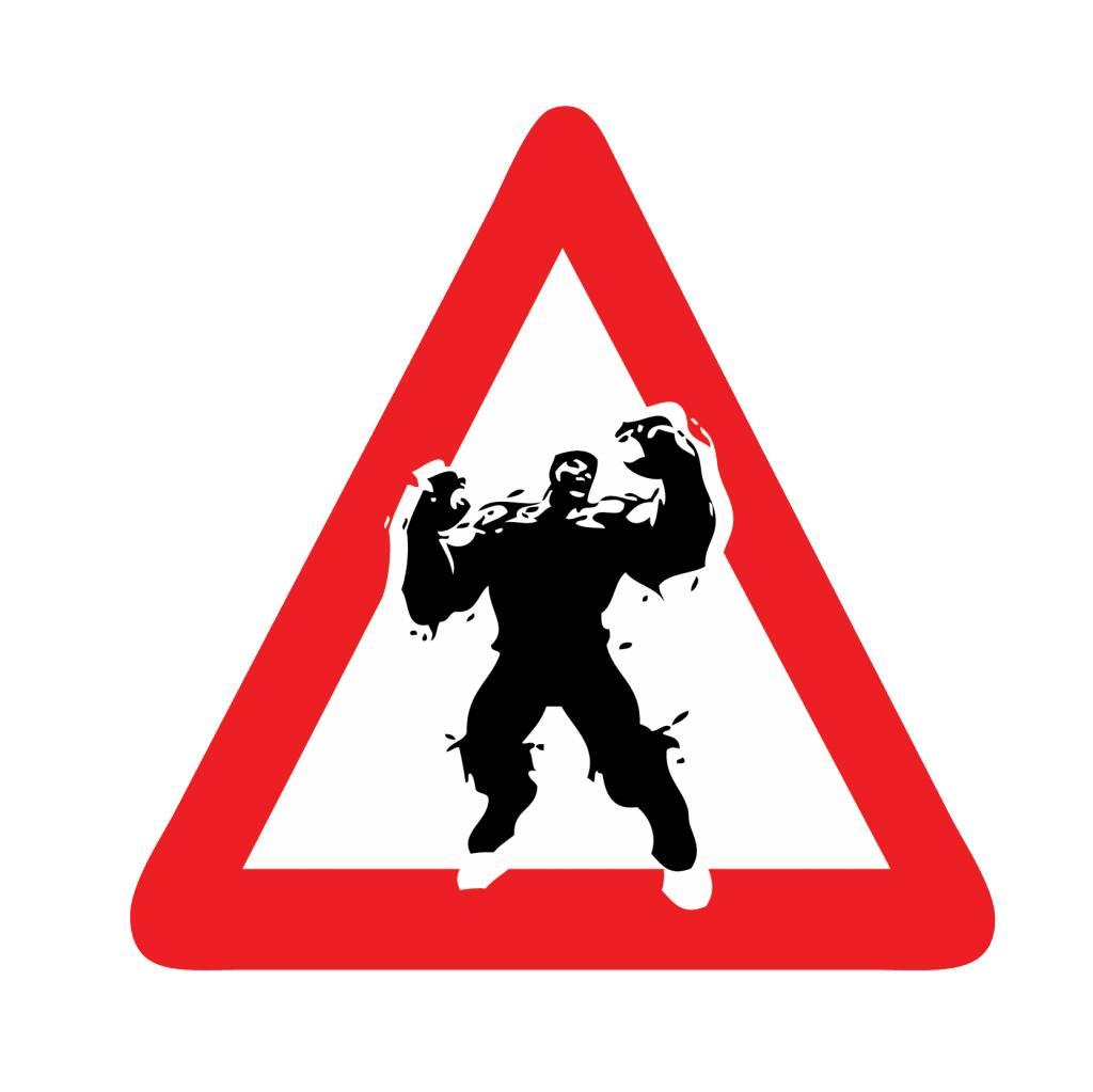Autosticker Hulk