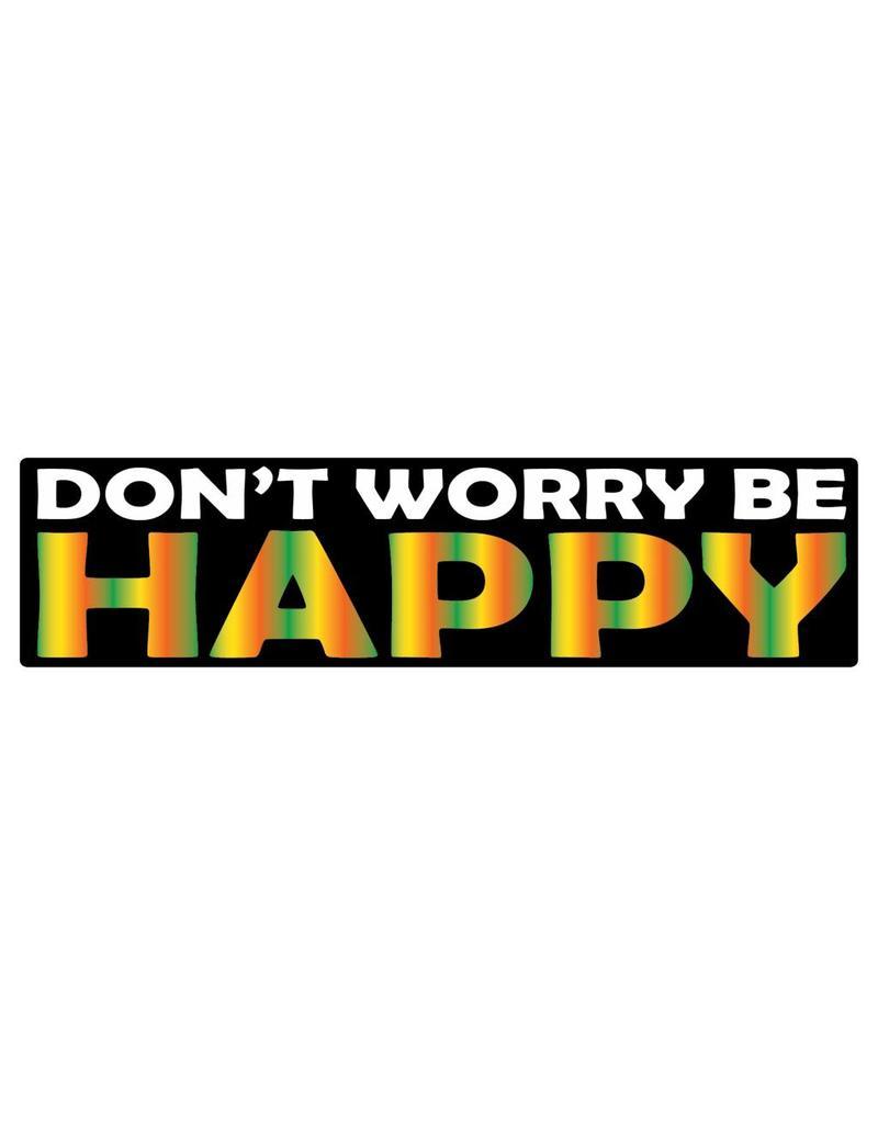 Bumper sticker happy