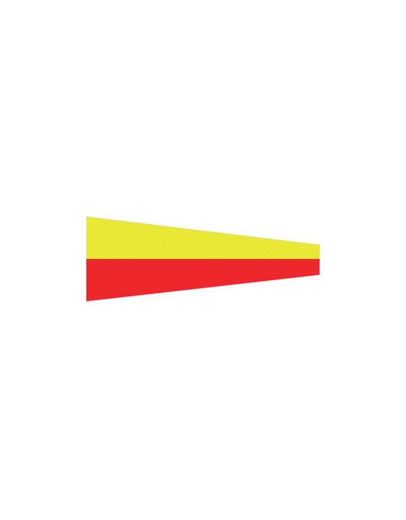 Maritime 7 drapeau autocollant
