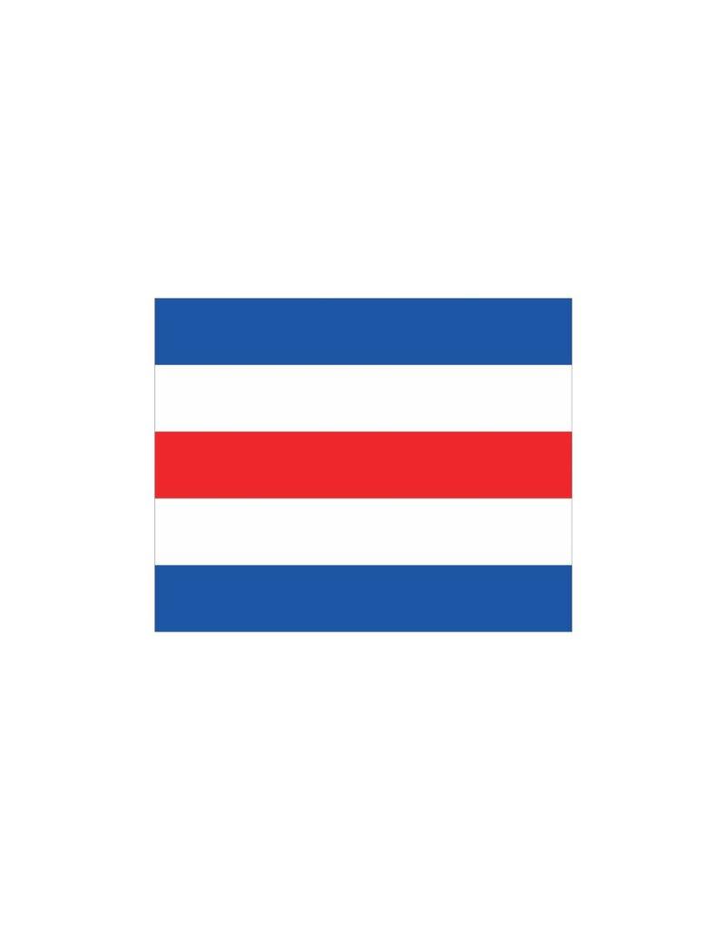 Pegatina bandera marítimo C