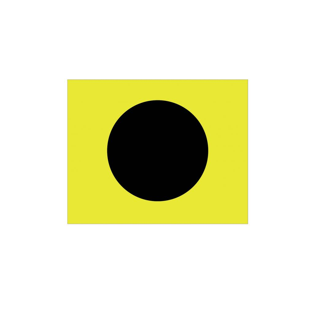 Maritiem I vlag Sticker
