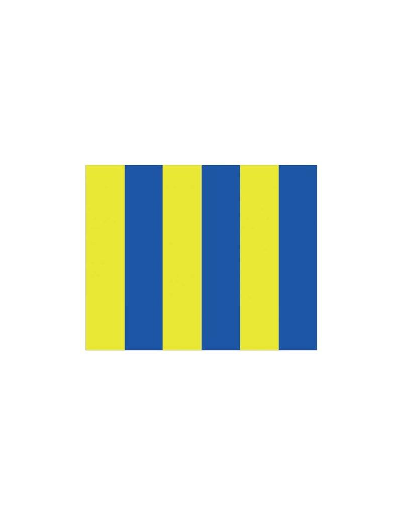 Maritime  G flag Sticker