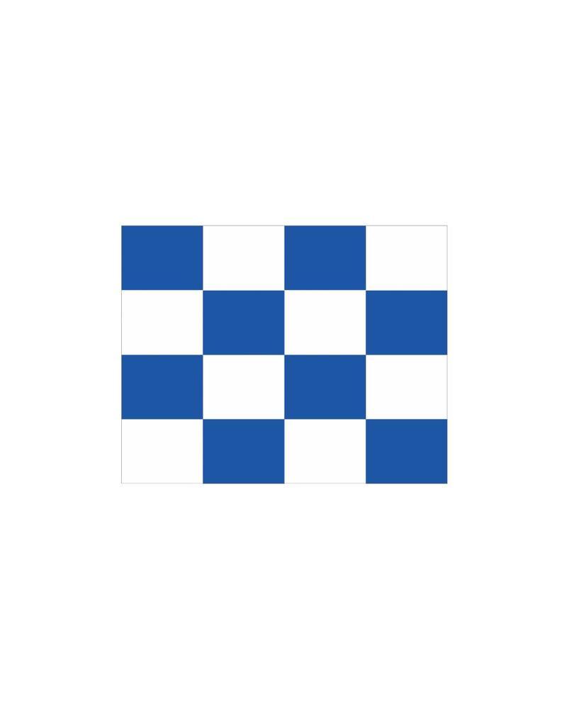 Maritime N drapeau autocollant