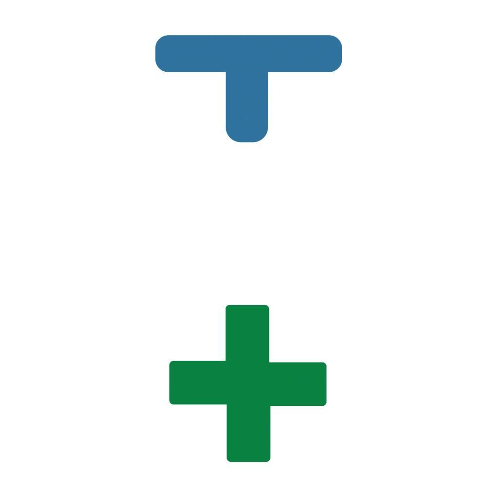 T-Stück / + Kreuzstück Supreme