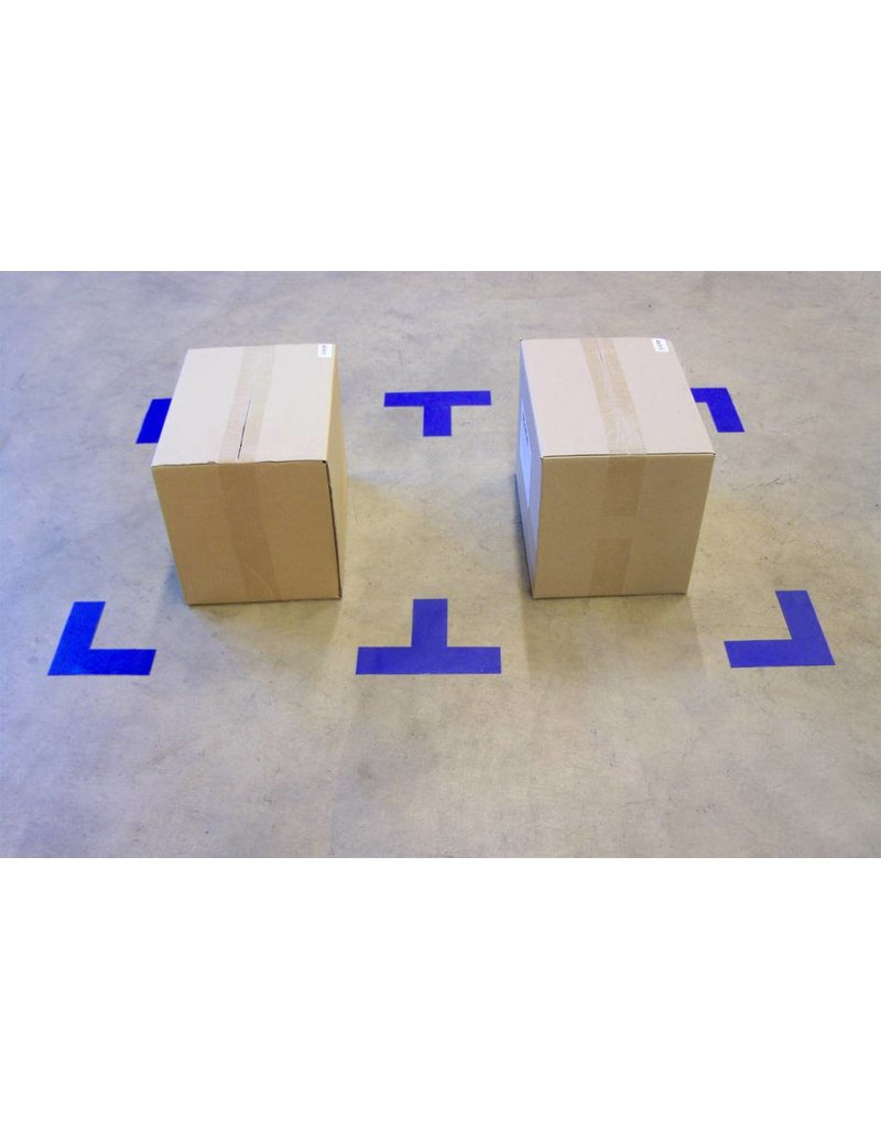 Vloer T / X hoek Lean