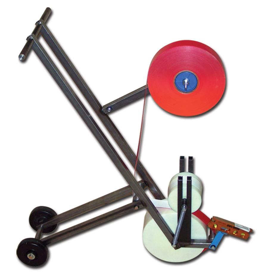 Vloerbelijning applicator