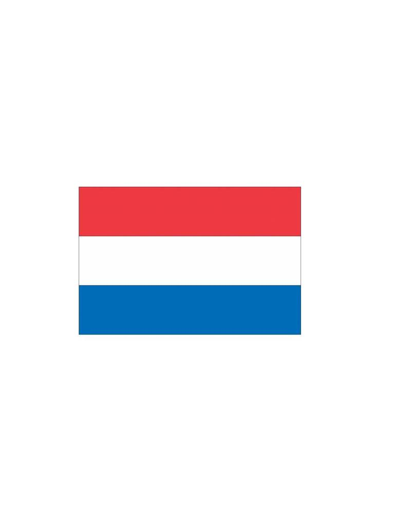 Nederlandse vlag Sticker