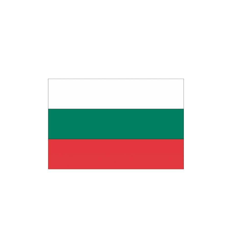 Bulgaarse vlag Sticker