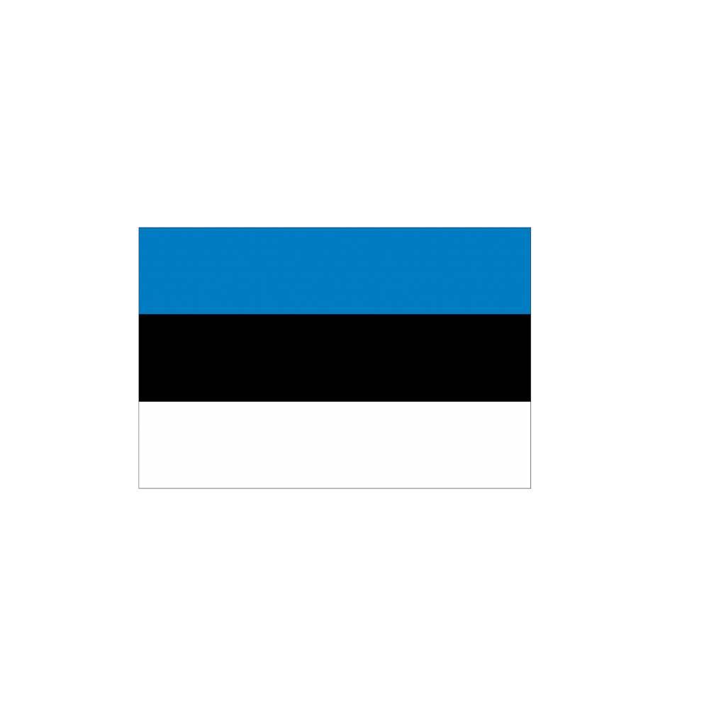 Estlandse vlag Sticker