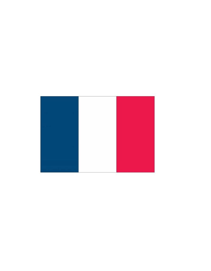 Franse vlag Sticker