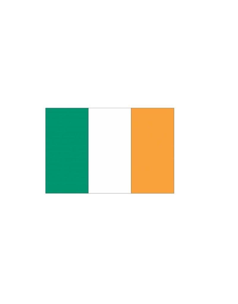 Ierse vlag Sticker