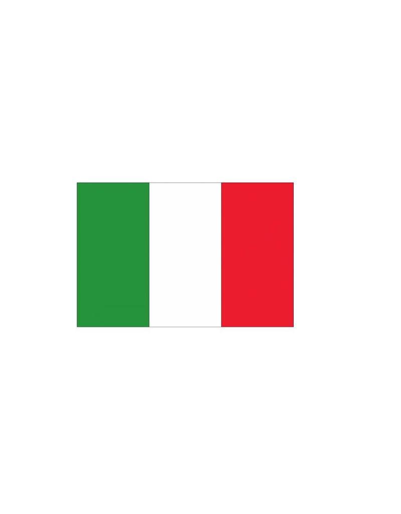 Italiaanse vlag Sticker