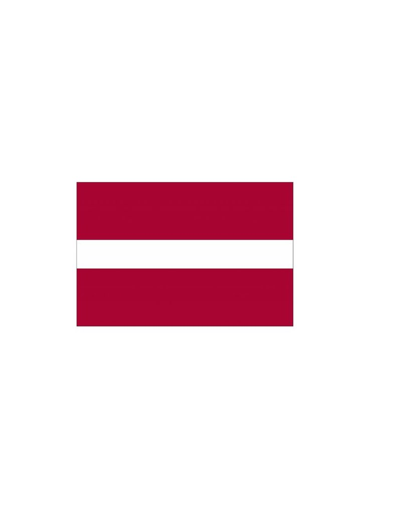 Letse vlag sticker