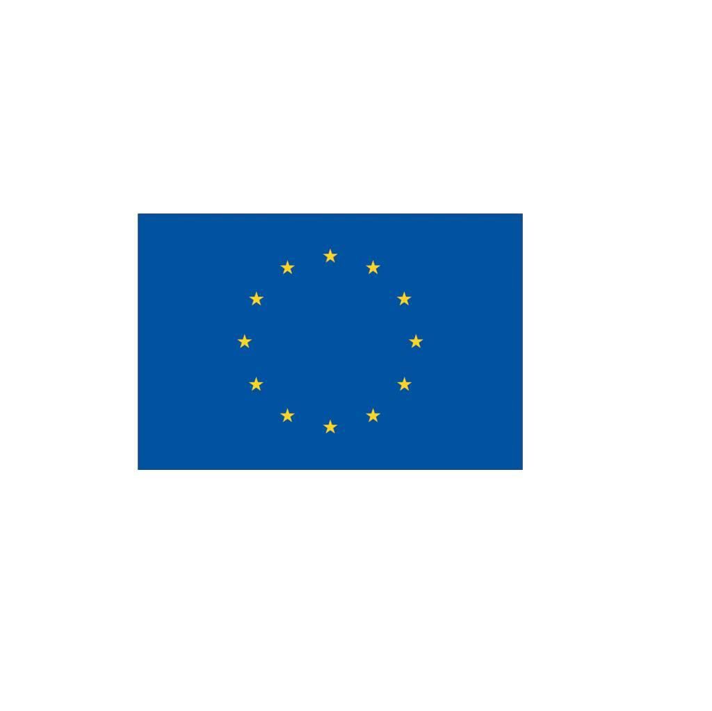Europese vlag Sticker