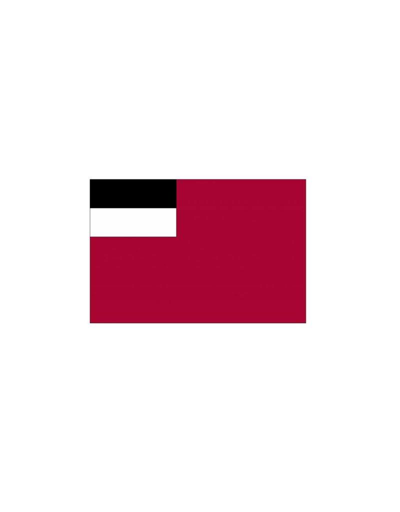Georgische vlag Sticker