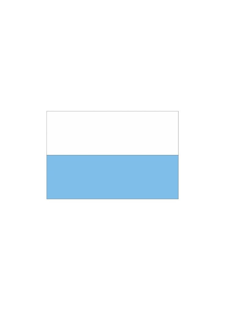 San Marino vlag Sticker