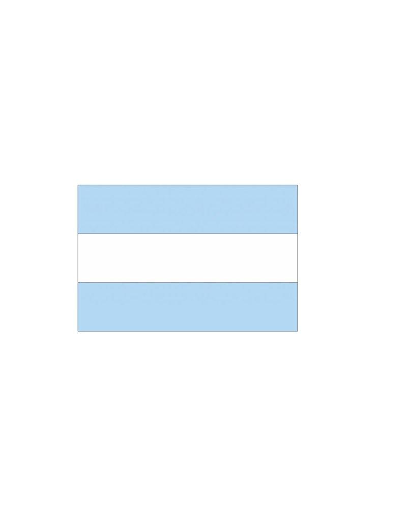 Argentijnse vlag Sticker