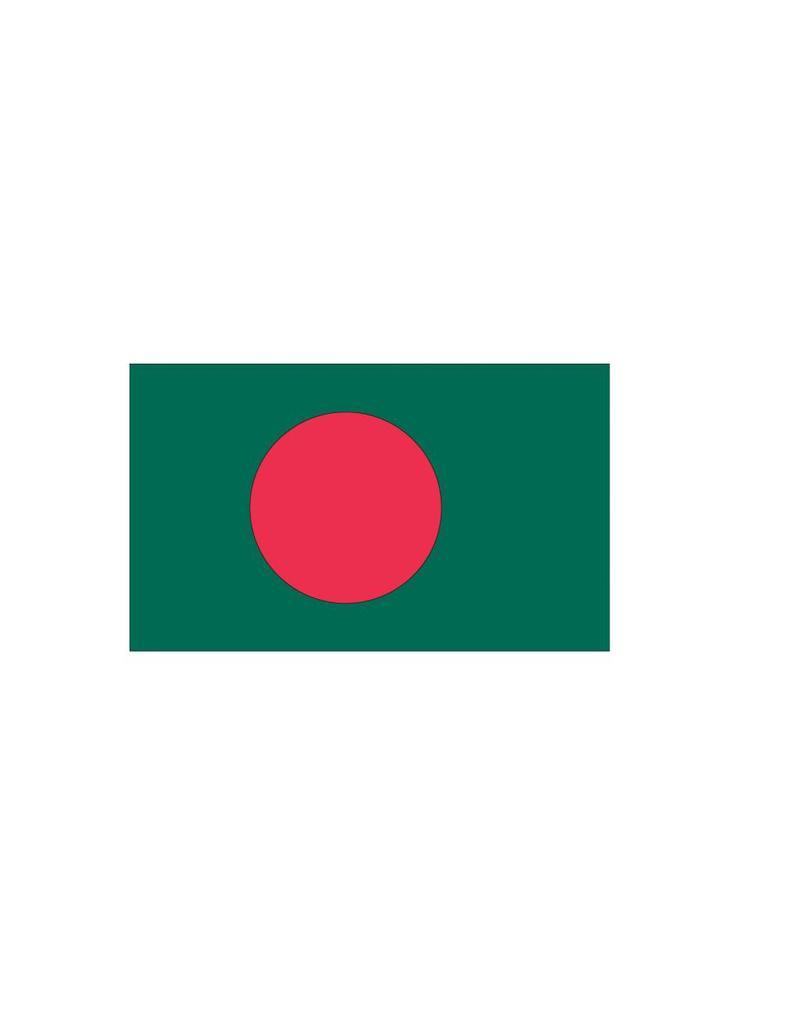 Bangladesh vlag Sticker