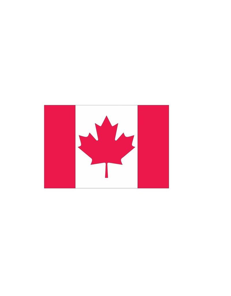 Canadese vlag Sticker