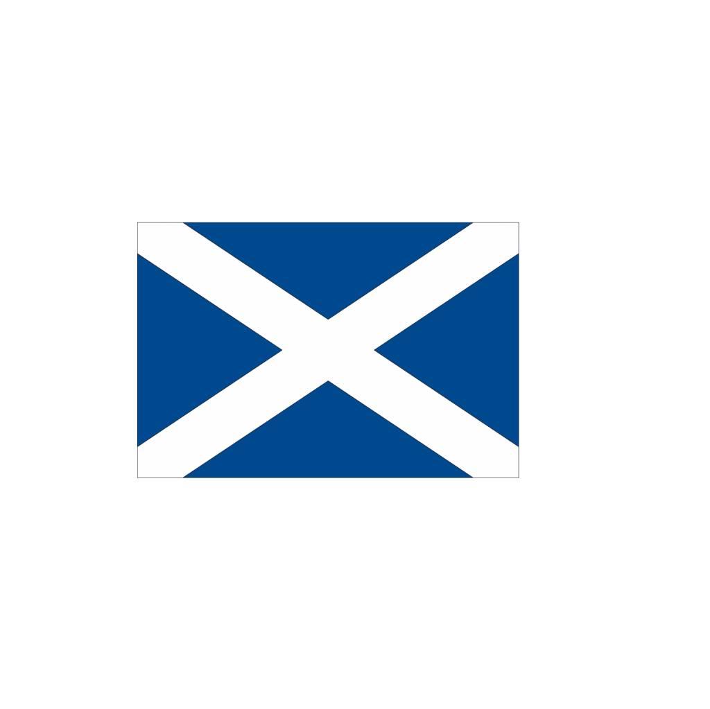 Schotse vlag Sticker